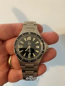 Yema Superman Heritage 63 Limited Edition Divers Watch Perfect Condition