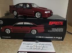 118 Biante Holden Vn Commodore Ss Groupe A Durif Red Brand New Mint Condition