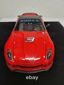 118 Hot Wheels Elite Ferrari 599xx En Édition Limitée Rouge, Mint Condition