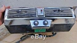 1960 Mark IV Moniteur Climatiseur Original Accessoire Sous Dash A / C