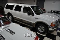 2001 Ford Excursion 7.3 Édition Limitée Un Propriétaire Amazing Condition
