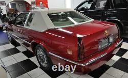 2002 Cadillac Eldorado Esc Limited Edition 53k Carfax Clean