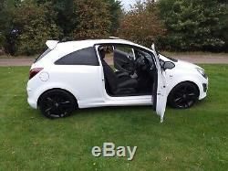 2013 Vauxhall Corsa 1.2 Limited Edition Excellent Etat