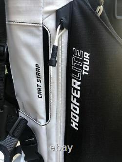 2021 Ping Hoofer Lite Tour Golf Stand Bag, 4-way, État A1, Édition Limitée