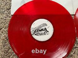 Afi Chantez The Sorrow 2lp Vinyle, Rouge Clair, Rare, Mint Condition