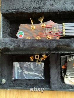 Alembic 5 String Limited Edition Electric Base Guitar Excellent État