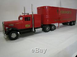 All American Rare Kenworth Tracteur / Remorque Mint Condition Des Boîtes Originales