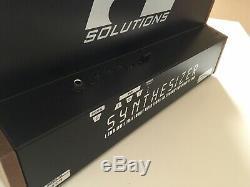 Analogue Solutions Fusebox. Noir (ltd Ed 50) CV / Midi. Mint Condition