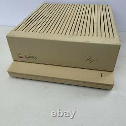 Apple Iigs Woz Limited Edition Ordinateur De Ma Collection Bon État