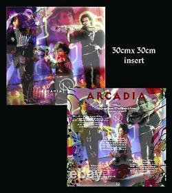 Arcadia Duran Duran 2 X Lp 180gr 33rpm Y Compris Insérer L'état De Menthe
