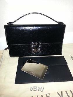 Auth Louis Vuitton Edition Limitée Grande Glace Anoushka En Etat Neuf