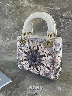 Authentic Dior Mini Lady Bag Edition Limitée Excellent État