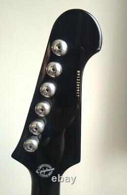 Awesome Ltd Edition Epiphone Firebird Guitar Mint Condition Prix 595 £