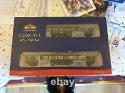 Bachmann 31-425 Classe 411 4cep Emu 7105 DCC Prêt Superbe État Proche De La Menthe