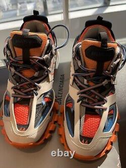 Balenciaga Triple S Track Trainers Multicolor Uk 10, 44 Eur. Condition De Menthe