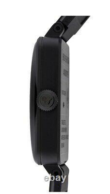 Bell & Ross Radar Edition Limitée Watch Br03-92. Ensemble Complet. Comme Une Nouvelle Condition