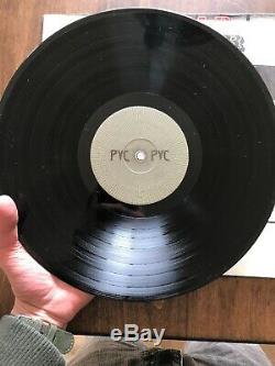 Big Star 3 Troisième 1978 1er Pvc-7903 Original Rare Pressing! Dernier Etat