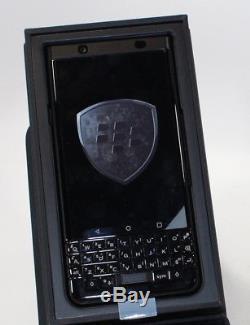 Blackberry Keyone, Déverrouillé / Gsm, 64 Go, Édition Limitée, Noir -pristine Condition