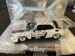 Bmw Art Car 118 Frank Stella 3.0 Csl Group Turbo 5, 1976 En Très Bon État
