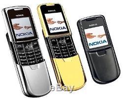 Boîte De Condition De Téléphone Mobile Nokia 8800 Limited Edition Scellée