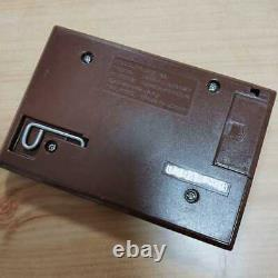 Bon État! Manhole Nintendo Game Watch Opération Ok! Jpn Ltd Rare Utilisé