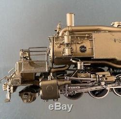 Brass United Unitah Railway Hon3 2-6-6-2 Réservoir Entièrement Détaillé Excellent Etat