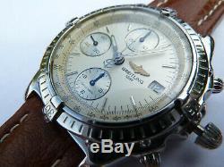 Breitling Chronomat 10ème Anniversaire Édition Limitée 1984-1994 État Neuf