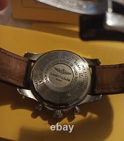 Breitling Chronospace Mens Watch A78365 En Boîte, Bon État