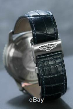 Breitling Navitimer 50e Anniversary''twin Pourtant, ' ' Parfait État