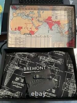 Bremont Dh-88 Acier Inoxydable. Edition Limitée, Mint Showroom Condition