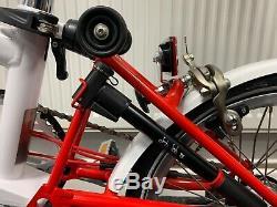 Brompton Championnat World Edition Bike 2017 Limited Edition Great Condition