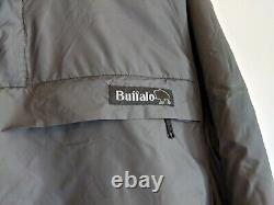 Buffalo System Ltd. Veste Chemise De Montagne Charcoal Taille 42 Great Condition