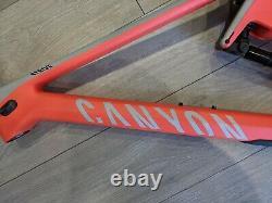 Canyon Strive Cfr Ltd Carbon 29 Cadre Large Avec Shifter En Forme. Renard Dpx2