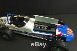 Carousel 118 Watson Roadster 98 Agajanian Parnelli Jones 1963 Etat Neuf 9