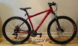 Carrera Hellcat 29er Ltd Edition Mountain Bike Grand Cadre Parfait État