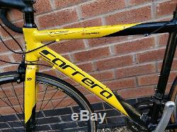 Carrera Ltd Tdf Vélo De Route -4great État! Voir Les Photos Honnêtes