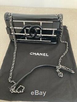 Chanel Boy Brick Limited Édition Sac À Bandoulière Flap Excellent État Rrp £ 3500