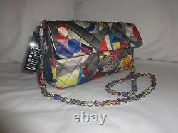Chanel Coco Color Flap Bag Limited Edition Runway Très Bon État