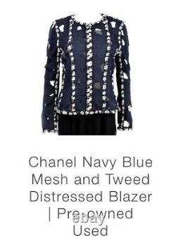 Chanel Mash Veste Exelleny État