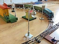 Chemin De Fer Pionerskaya Train Moteur De Staline Urss 1955 Etat Complet