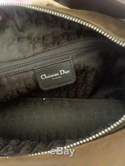 Christian Dior Flight Sac À Main Excellent État Avec Des Étiquettes Store & Dustbag