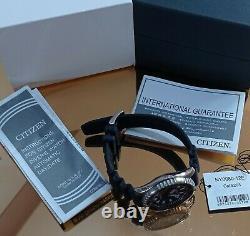 Citizen Promaster Fugu Ltd Edition Jdm Montre Ny0080-12e Ensemble Complet, État De La Menthe