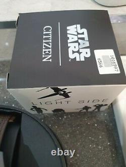 Citizen Star Wars Dragobah Limited Edition Regarder Eco-drive État De Menthe