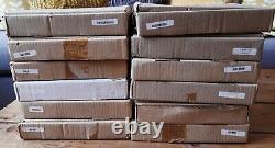 Clarice Cliff 12 X 8 Plaques Wedgwood Centenaire Ltd Edition Excellent Etat