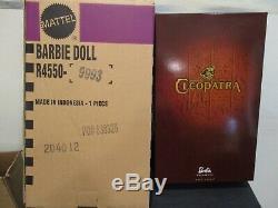 Cléopâtre Barbie Doll- 2010 Limited Edition-mib Parfait État