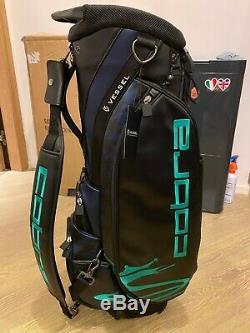 Cobra X Navire Limited Edition Sac De Golf À Support L'open 2019 En Parfait État