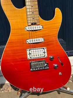 Cort G-ltd16 Java Sunset Guitare Électrique, Excellent État