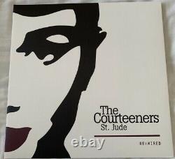 Courtenaires St Jude Rewired Vinyl (2018) Excellent État