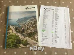 Cube Ltd Race Cadre De Vélo De Montagne Moyen Très Bon État Coût £ 1 039