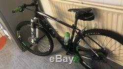 Cube Slr Ltd Pro Mountain Bike (énorme Spec) Absolute Mint Condition